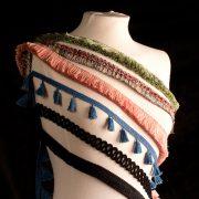complementos confeccion moda, para vestidos, flecos, comprar flecos, fabricante de flecos