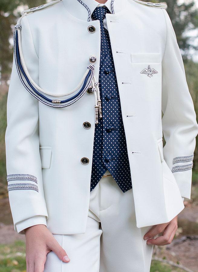 traje de comunion, cordones trajes comunion