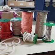 cordones de algodón