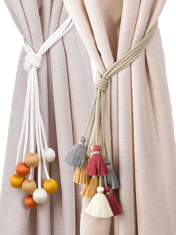 borlas para cortinas